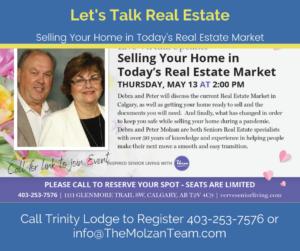 Join us & Let's Talk Real Estate
